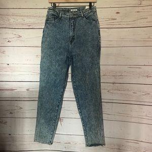 Vintage Jordache Stonewash Jeans Size 16